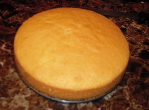 Remove the cake from the oven and allow to cool in the pan on...
