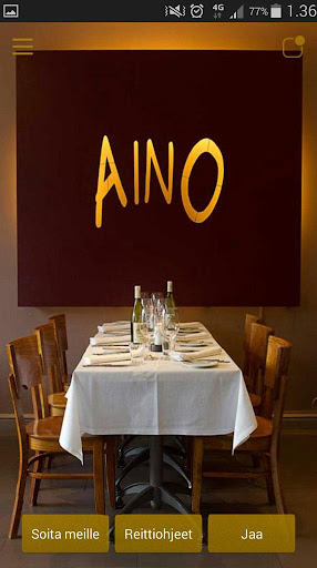 Ravintola Aino