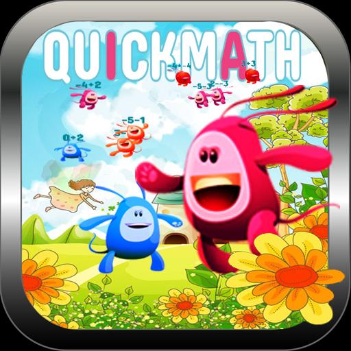 Quick Math-Minions Crush