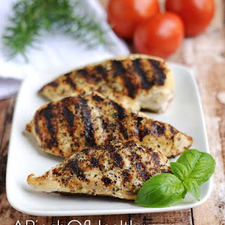 Grilled Chicken Breasts - Easy Grill Pan Method.