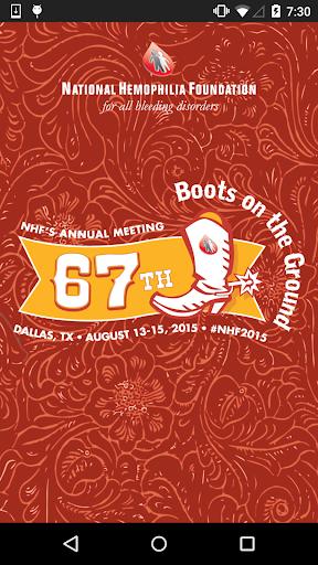 NHF's 67th Annual Meeting