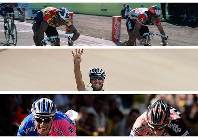 🎥 Wat gebeurde er allemaal op 8 april in de wielerwereld? De straffe stoot van Boonen, de millimetersprint van Planckaert en de tranen van Hoste, ...