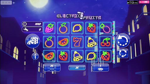 Electric7Fruits Slot Game