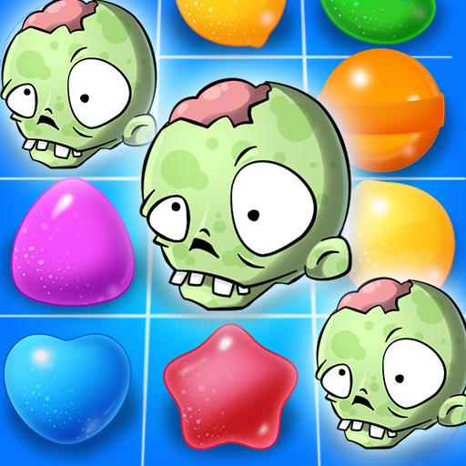 Zombie Crush Jelly 休閒 App LOGO-硬是要APP