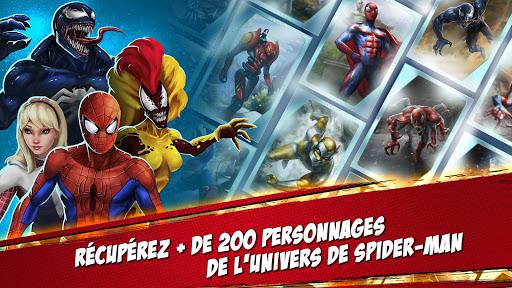 MARVEL Spider-Man Unlimited  captures d'u00e9cran 9