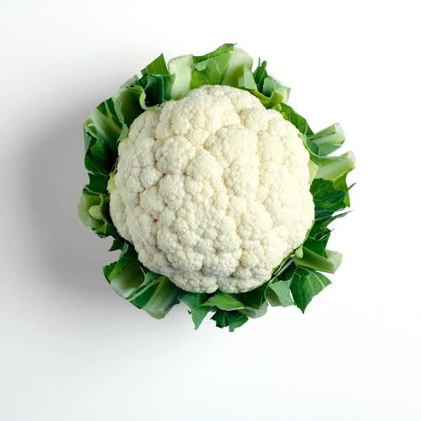 No Sauce Cauliflower Cheese