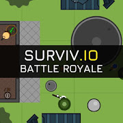 Surviv.io 2D Battle Royale Game