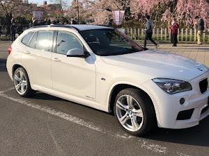 X1 E84 xDrive20i Mスポーツのカスタム事例画像 津軽おっさんさんの2019年04月29日14:46の投稿