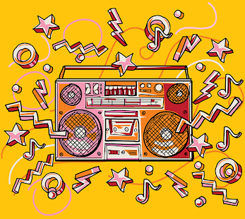 Rádios de Rap e Hip Hop Brasil e do mundo - náhled