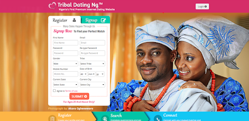 Tribal Dating Ng Aplicaciones (apk) descarga gratuita para Android/PC/Windows screenshot