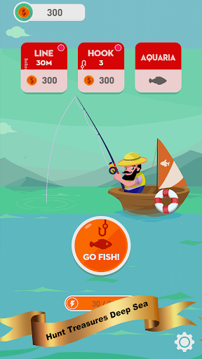 Fishing Free Gold - screenshot