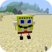 Mod SpongeBob Addon for MCPE