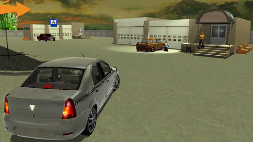 Russian Taxi Simulator 2016 2.1.1 screenshots 12
