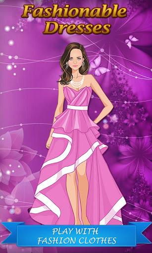 ファッショナブルなドレス