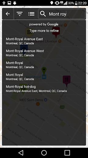 Map Marker  screenshots 7