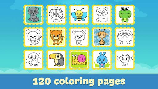 Coloring book for kids screenshot 6