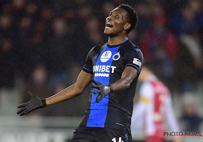 Geen Turkije meer voor Okereke: Spits van Club Brugge wil naar Italië