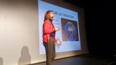Photo: Ley de la Vibración con Carmina Morales