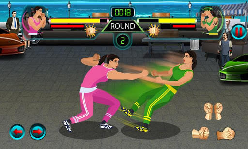 Women Boxing Mania 1.4 screenshots 8