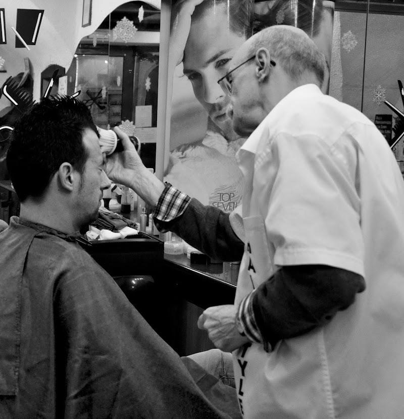 Dal barbiere di Zerosedici