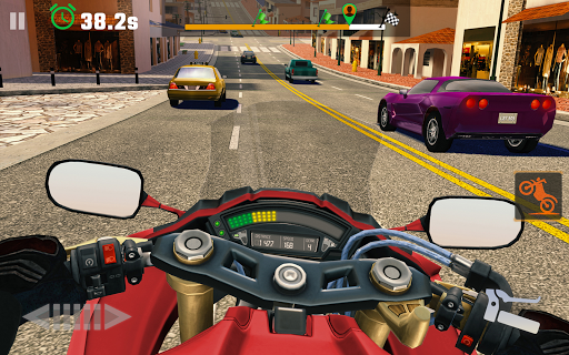 Moto Rider GO: Highway Traffic  screenshots 21