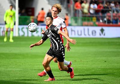 Charleroi récupère Anass Zaroury pour la réception de Bruges