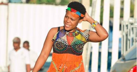 Zodwa Wabantu gets a crazy amount of love.