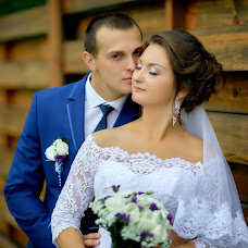 Wedding photographer Sergey Sergeevich (ssserg). Photo of 25.10.2017