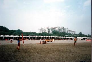 Photo: リド島 Hotel Des Bains (1986年)  『ベニスに死す』 http://inagara.octsky.net/benisuni-sisu 『イングリッシュ・ペイシェント』 http://goo.gl/EOU5zI