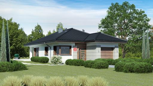 projekt Dom przy Pastelowej 15