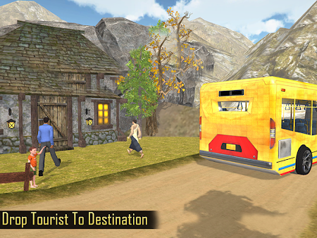 Off Road Tourist Bus Driving 1.2 screenshot 69618