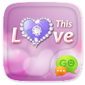 GO SMS PRO THIS LOVE THEME icon