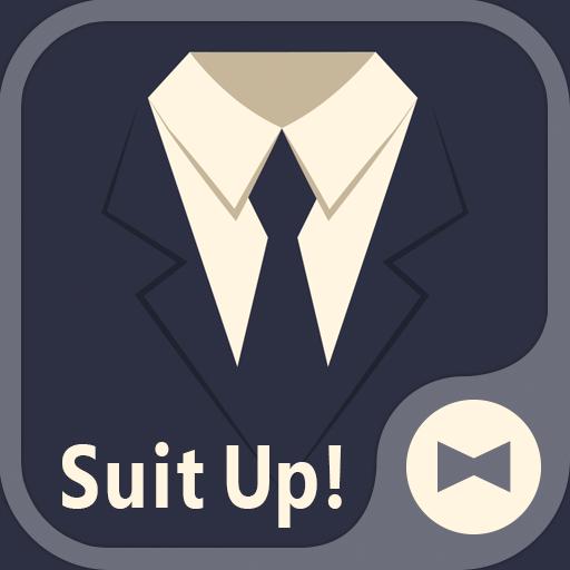 Suit Up! +HOME Theme 個人化 App LOGO-APP開箱王