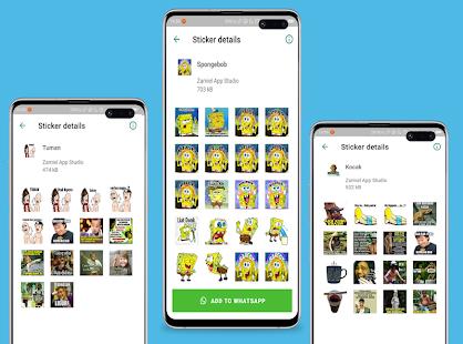 Koleksi Stikerwa Lucu Kocak Meme Untuk Whatsapp Apps On Google Play