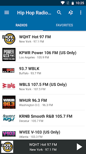 Hip Hop Radio FM 8.4 screenshots 1
