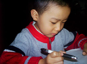 Photo: old photos from emakingir: baby son warrenzh in homeworks.