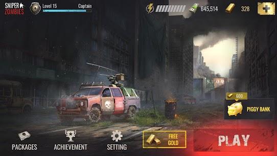 Sniper Zombies: Offline Shooting Games 3D Mod Apk 1.44.0 (Unlimited Money) 8