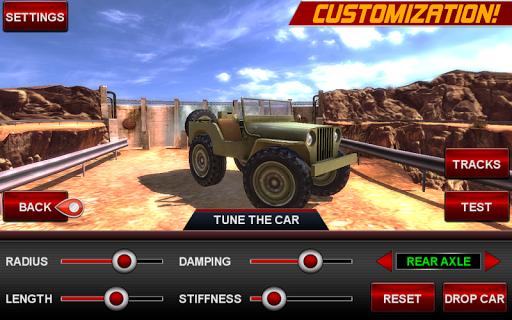 Offroad Legends - Hill Climb screenshot 9
