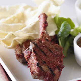 Tandoori Lamb with Yogurt Sauce