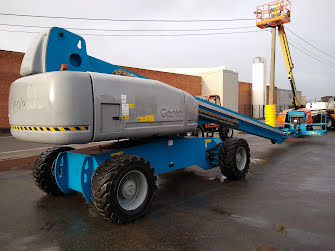 Picture of a GENIE S-105