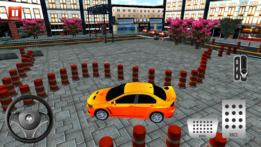 Modern Car parking simulator –Crazy car stunt 2019 screenshot 6