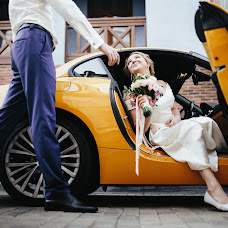Fotógrafo de bodas Aleksandr Glushakov (glushakov). Foto del 07.09.2016