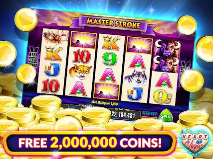 Heart of Vegas™ Slots Casino screenshot 05