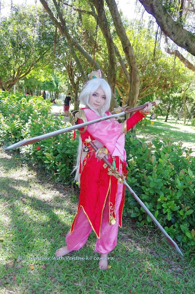 第三季個人所參與的cosplay活動照片