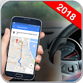GPS Driving Navigation Maps & Live Earth View