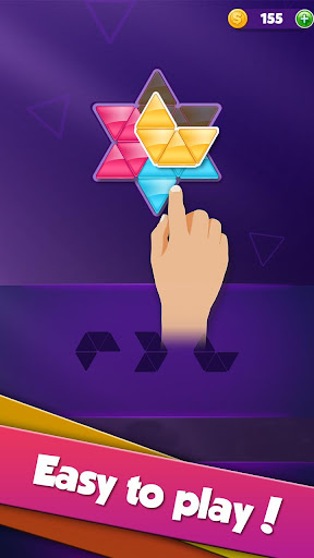 Block! Triangle puzzle: Tangram apktram screenshots 2