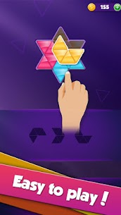 Block! Triangle puzzle: Tangram App Download For Android and iPhone 2