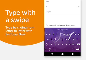 SwiftKey Keyboard APK screenshot thumbnail 4