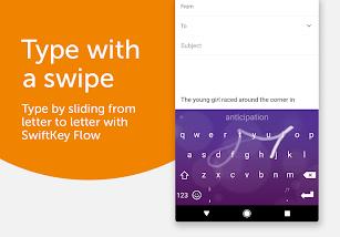 SwiftKey Keyboard screenshot for Android