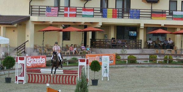 Romania FEI Showjumping Competition USA Rider Krystal Kelly | Krys Kolumbus Travel